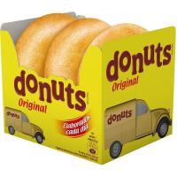Donuts original DONUTS, 3 uds, caja 156 g