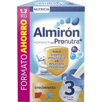 Leche de continuación ALMIRÓN Advance 3, caja 1,2 kg