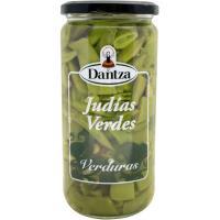 Judía verde DANTZA, frasco 355 g