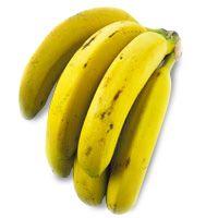 Plátano, al peso, compra mínima 1 kg