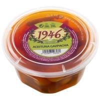 Aceitunas gazpachera SARASA, tarrina 200 g