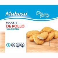 Nuggets sin gluten MAHESO, bolsa 300 g