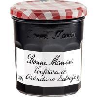 Confitura de arándanos BONNE MAMAN, frasco 370 g