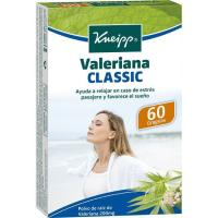Valeriana herbales KNEIPP, caja 60 unid.