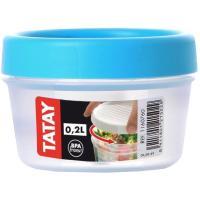 Hermético de plástico a rosca TATAY, 200ml