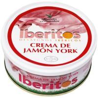 Crema de jamón york HUERTA DEHESA, lata 250 g
