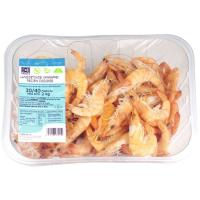 Langostino cocido 30-40, bandeja 2,5 kg