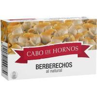 Berberecho pequeño CABO DE HORNOS, lata 63 g