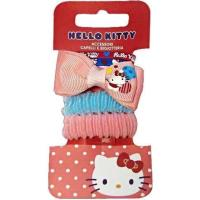 Clips con detalles HELLO KITTY, pack 1 unid.