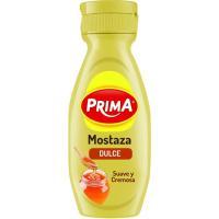 Mostaza dulce PRIMA, bote 330 g