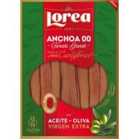 Gran anchoa cantábrico LOREA, bandeja 60 g
