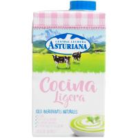 Nata ligera para cocinar ASTURIANA, brik 500 ml