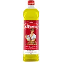 Aceite de oliva 0,4º LA ESPAÑOLA, botella 1 litro