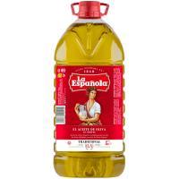 Aceite de oliva 0,4º LA ESPAÑOLA, garrafa 5 litros