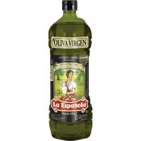Aceite de oliva virgen LA ESPAÑOLA, botella 1 litro