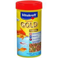 Menú peces de agua fría VITAKRAFT, bote 250 ml