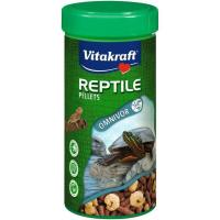 Menú pellets tortuga VITAKRAFT, bote 250 ml