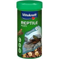 Menú pellets tortuga VITAKRAFT, bote 250 ml