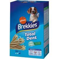 Snack Total Dent para perro maxi BREKKIES, pack 4x270 g