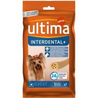 Snack interdental para perro mini Toy ULTIMA, paquete 70 g