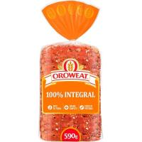 Pan de molde con semillas de sésamo-lino, paquete 680 g