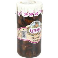 Caracoles extra al natural LEYENDA, frasco 280 g