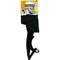 Bozal de nylon Talla XS 10 cm negro VITAKRAFT, pack 1 unid.