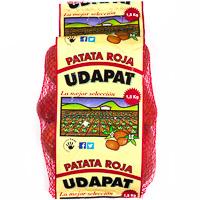 Patata roja UDAPA, malla 1,5 kg