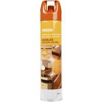 Limpia muebles EROSKI, spray 300 ml