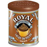 Cacao en polvo ROYAL, bote 100 g