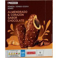 Bombón relleno chocolate