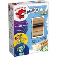 Palitos de queso LA VACA QUE RIE, 8 unid., caja 280 g