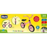 First Bike, bici sin pedales rosa,edad rec:2-5 años CHICCO, peso máximo 25 Kg.