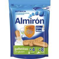Galletas sin gluten Standard ALMIRÓN, caja 180 g
