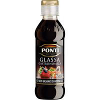 Crema balsámica PONTI, botella 250 g