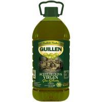 Aceite de oliva virgen GUILLEN, garrafa 5 litros