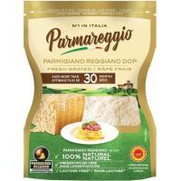 Queso rallado Reggiano curación 30 meses PARMAREGGIO, bolsa 60 g