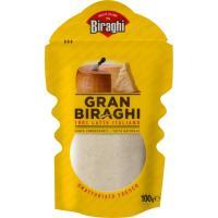 Queso rallado fresco BIRAGHI, bolsa 100 g