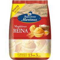 Magdalena redonda reina MARTÍNEZ, paquete 615 g