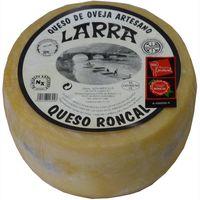 Queso D.O. Roncal LARRA, al corte, compra mínima 250 g