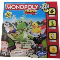 Monopoly Junior, edad rec: 5-8 años, MONOPOLY, 1 ud