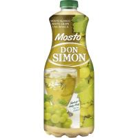 Mosto Blanco DON SIMON, botella 1,5 litros