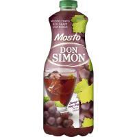 Mosto Tinto DON SIMON, botella 1,5 litros