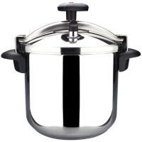 Olla a presión tradicional Star, apto para todo tipo de cocinas, MAGEFESA, 8 litros