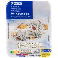 Auténticas de Aguinaga EROSKI, bandeja 250 g