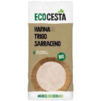 Harina de trigo sarraceno bio ECOCESTA, bolsa 500 g