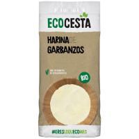 Harina de garbanzos bio ECOCESTA, bolsa 500 g
