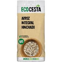 Arroz integral hinchado bio ECOCESTA, bolsa 125 g