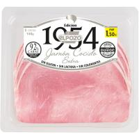 Jamón cocido 1954 ELPOZO, sobre 120 g