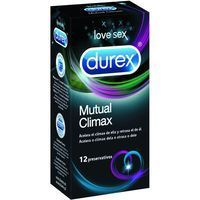 Preservativo mutual climax DUREX, caja 12 unid.